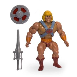 Masters of the Universe série 4 figurine Vintage Collection He-Man Japanese Box Ver. 14 cm