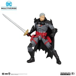 DC Multiverse figurine Thomas Wayne Flashpoint Batman (Unmasked) 18 cm