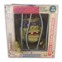 Les Boglins marionnette King Dwork Red Eyes 17 cm  First Edition