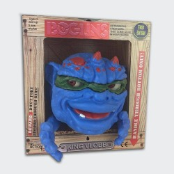 Les Boglins marionnette King Vlobb Red Eyes 17 cm  First Edition