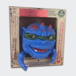 Les Boglins marionnette King Vlobb Red Eyes 17 cm  First Edition