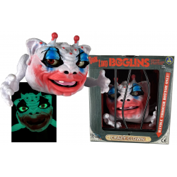 Les Boglins marionnette Dark Lord CrazyClown 17 cm  Halloween Edition