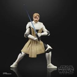 Figurine Star Wars Black Series TCW Obi-Wan Kenobi 15cm