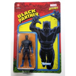 Figurine Marvel Retro 10cm Black Panther
