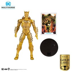 DC Multiverse figurine Red Death Gold (Earth 52) (Gold Label Series) 18 cm