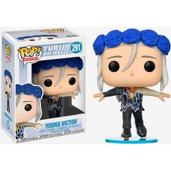 Youri On Ice Funko Pop 291 Young Victor Exclusive