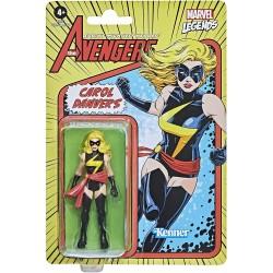 Figurine Marvel Universe Retro 10cm - Carol Danvers