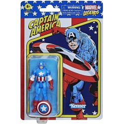 Figurine Marvel Universe Retro 10cm - Captain America