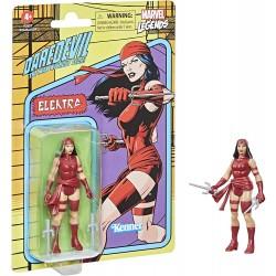 Figurine Marvel Universe Retro 10cm - Elektra