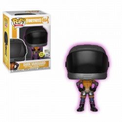 Fortnite Figurine POP! Games Vinyl Dark Vanguard GITD 9 cm