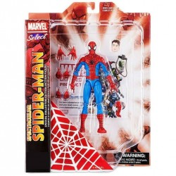Marvel Select figurine The Spectacular Spider-Man 18 cm