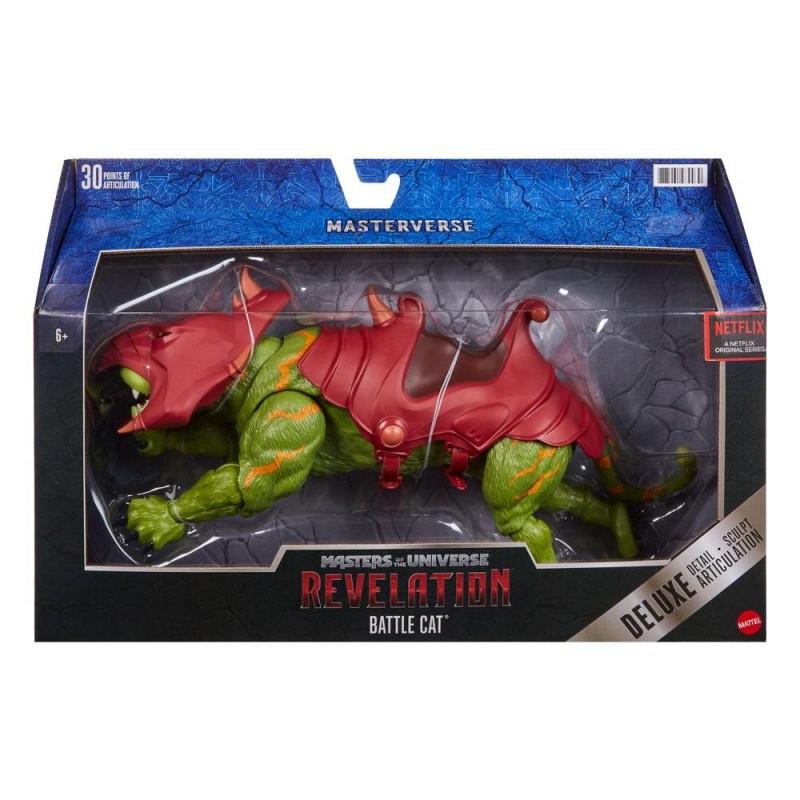 Masters of the Universe: Revelation Masterverse 2021 figurine Deluxe Battle Cat 35 cm