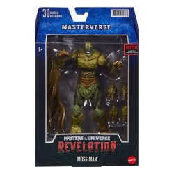 Masters of the Universe: Revelation Masterverse 2021 figurine Moss Man 18 cm