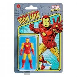 Figurine Marvel Universe Retro 10cm - Iron Man