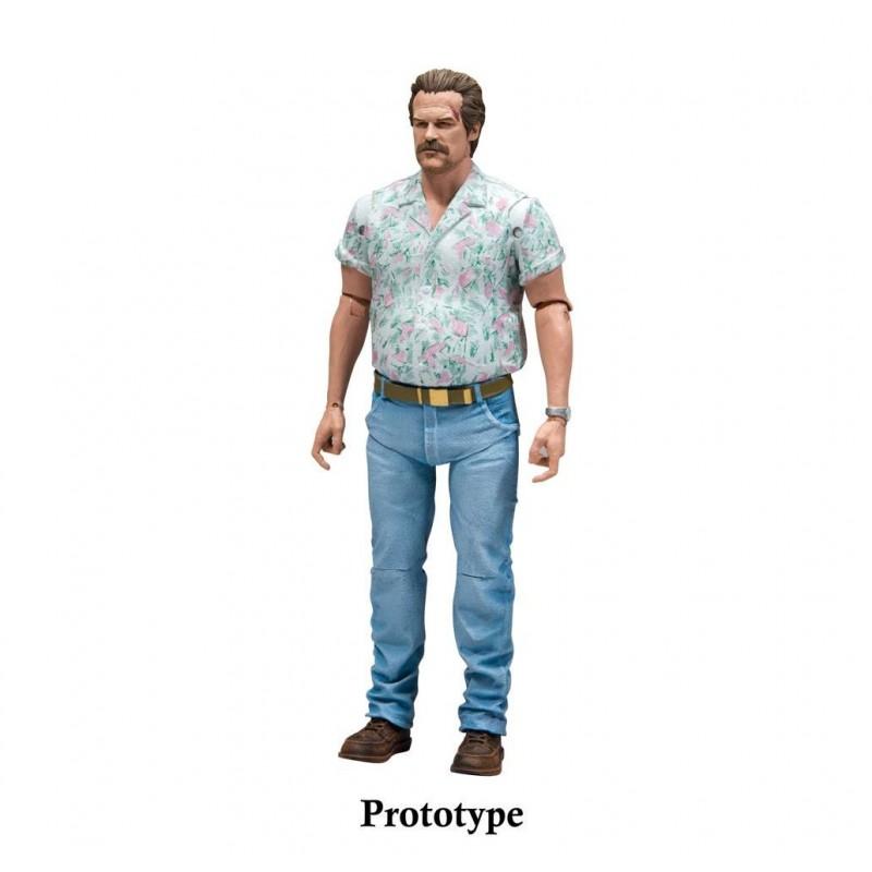 Stranger Things figurine Chief Hopper (Season 3) 18 cm