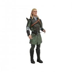 LOTR Le Seigneur Des Anneaux Figurine Deluxe Legolas 18cm