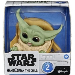 Star Wars The Mandalorian Figurine Child 5cm  Child  Dans Son Sac