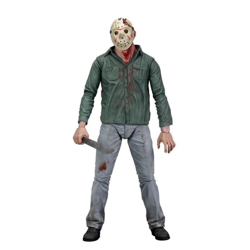 Vendredi 13 chapitre 3 figurine Ultimate Jason 18 cm