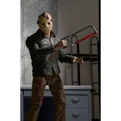 Vendredi 13 chapitre 4 figurine Jason 18 cm