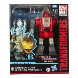 Transformers Studio Series 21 cm Dinobot Slug & Daniel Witwicky