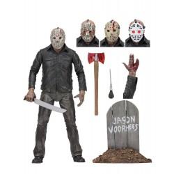 Vendredi 13 chapitre 5 figurine Ultimate Jason 18 cm