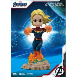 Avengers : Endgame figurine Mini Egg Attack Captain Marvel 10 cm