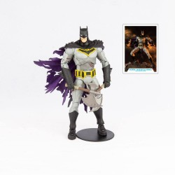 DC Multiverse figurine Batman with Battle Damage (Dark Nights: Metal) 18 cm