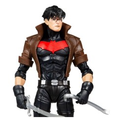 The New 52 DC Multiverse figurine Red Hood Unmasked (Gold Label) 18 cm