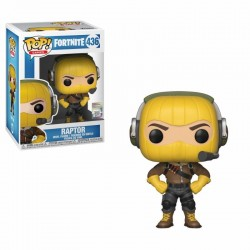 Fortnite Figurine POP! Games Vinyl Raptor 9 cm