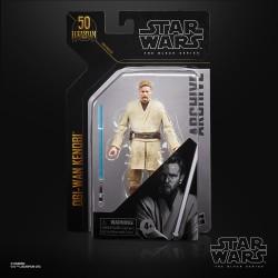"Figurine Star Wars Black Series 6"" Archive wave 3 Obi-Wan Kenobi"