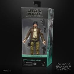 "Figurine Star Wars Black Series 6""  Captain Cassian Andor"