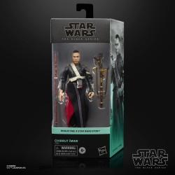 """Figurine Star Wars Black Series 6"""" Chirrut Imwe"""