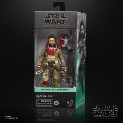 "Figurine Star Wars Black Series 6"" Baze Malbus"