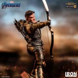 Avengers Endgame statuette BDS Art Scale 1/10 Hawkeye 25 cm