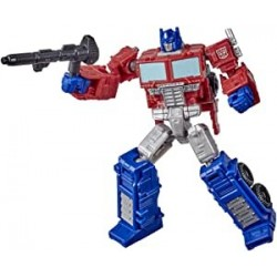 Transformers WFC 9 CM  Optimus Prime