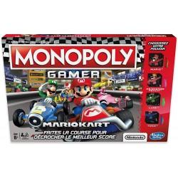 Monopoly  Jeu de Societe Gamer Mario Kart Version Française