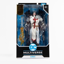 DC Multiverse figurine Azrael Suit of Sorrows (Gold Label) 18 cm