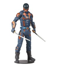DC Multiverse figurine Build A Bloodsport 18 cm