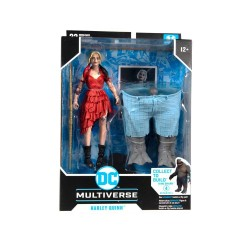 DC Multiverse figurine Build A Harley Quinn 18 cm