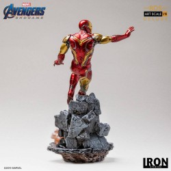 Avengers Endgame statuette BDS Art Scale 1/10 Iron Man Mark LXXXV Deluxe Version 29 cm