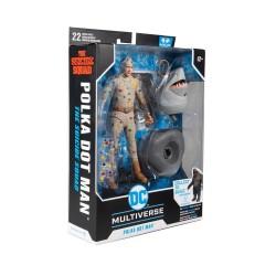 DC Multiverse figurine Build A Polka Dot Man 18 cm