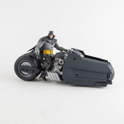 DC Multiverse véhicule White Knight Batcycle