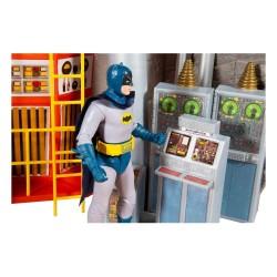 DC Retro playset Batman 66 Batcave