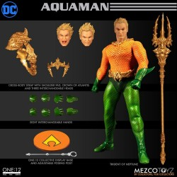 DC Comics figurine 1/12 Aquaman 17 cm