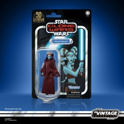 Star Wars Vintage Collection 50TH TCW Aayla Secura 10cm