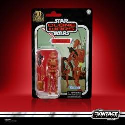 Star Wars Vintage Collection 50TH TCW Battle Droid 10cm