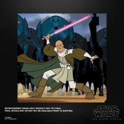 Star Wars Black Series Exclusive 50TH TCW Mace Windu 15cm Hasbro Pré-commandes