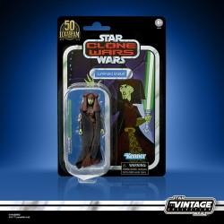Star Wars Vintage Collection 50TH TCW Luminara Unduli  10cm
