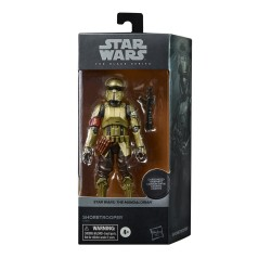 Figurine Star Wars Black Series 15cm Carbonized Shoretrooper