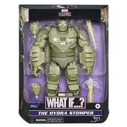 Figurine Marvel Legends Deluxe 23cm What If ? The Hydra Stomper